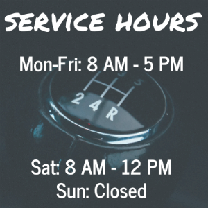 Service Hours
